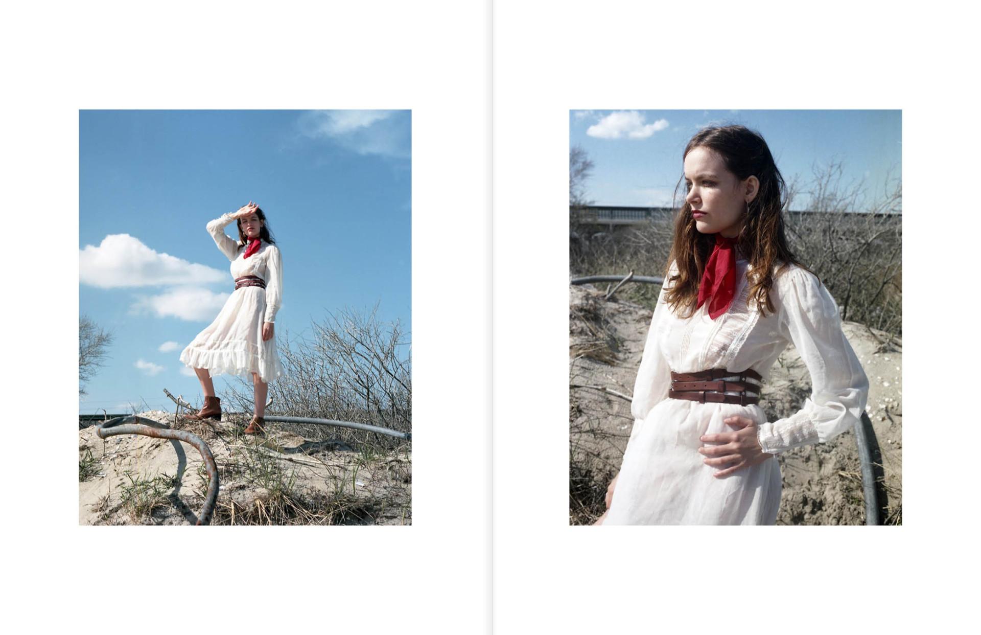 "MIRA MOORE Cixous72 ""Cornelia's Lace, Laredo Rose"" Lookbook"