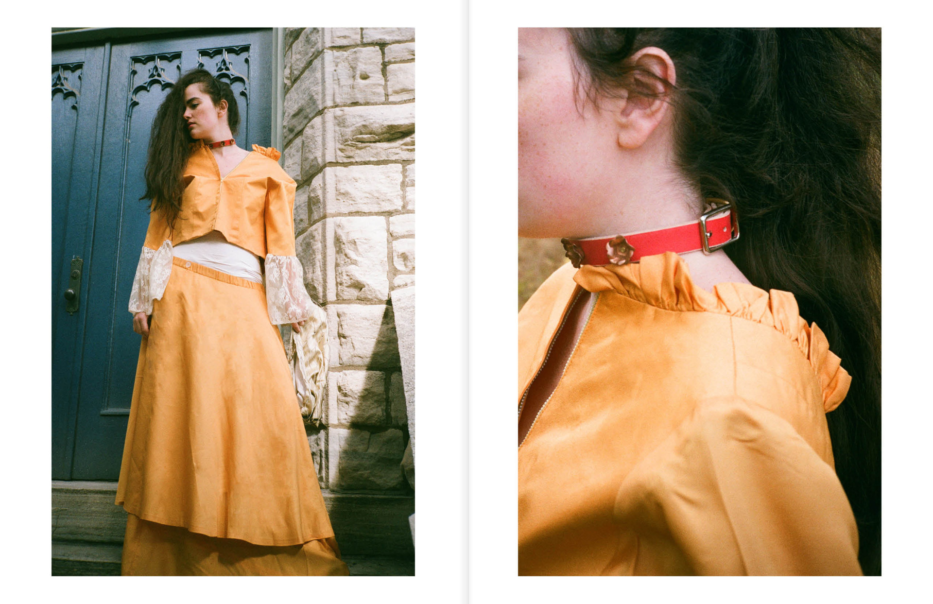 "MIRA MOORE Cixous72 ""My Muse in Seven Settings"" Lookbook"